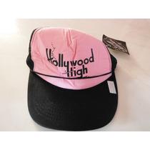 Gorra Teenage Millionaire Hollywood High Moda Faschion Rosa