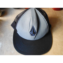 Gorra Volcom Full Stone Cheese Hat Azul De Red