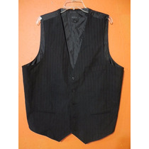 Chaleco Saco Vestir Caballero Talla Xl Profile E268 Ropa