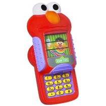 Teléfono Celular De Playskool Sesame Street Elmo