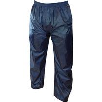 Pantalones Impermeables - Stormguard Packaway Kids Azul Mari