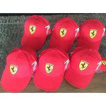 Gorra Ferrari F1 Kiimi Official Licensed Product