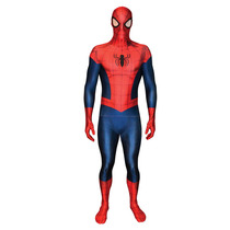 Spiderman Disfraces - Adultos Xxlarge Morphsuit Marvel Comic