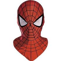 Máscara Disfraz Masculino Marvel Spider-man Deluxe