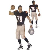 Fútbol Traje - Grande Para Hombre Americano Jugador Vestido