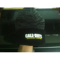 Call Of Duty Gorro Tipo Beanie Original