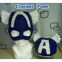 Capitan America Crocjet