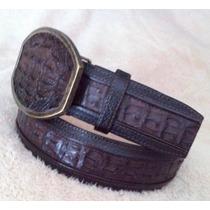 Cinturones Vaqueros En Pieles Finas Y Genuinas