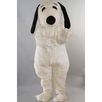 Snoopy Dog Traje De La Mascota De Dibujos Animados Vestido D