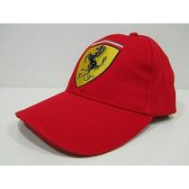 Gorra Ferrari Original Scudetto