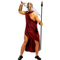 Spartan Traje - Oficial 300 Rey Leónidas Vestido De Lujo