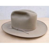 Sombrero Stetson De Fieltro Auténtico 3x