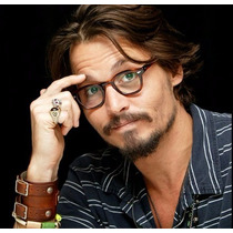 Pulsera De Cuero Estilo Johnny Deep Original