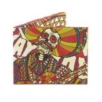 Cartera Con Diseño De Mariachi Dynomighty Nueva Original