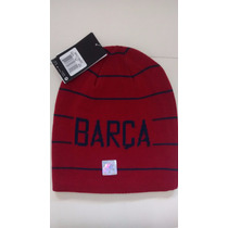 Gorro Futbol Club Barcelona Adulto
