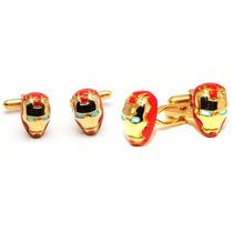 Mancuernillas Iron Man, Traje Camisa