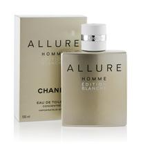 Perfume Allure Blanche Chanel 100ml Caballero Kuma