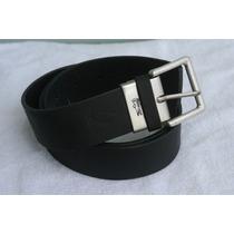 Cinturón Lacoste Caballero 100% Piel Talla 36