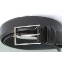 Hugo Boss Cinturón Caballero Talla 38 Negro