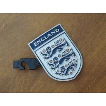 Importada Preciosa Fina Hebilla Selección Inglaterra Bandera