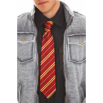 Corbata Harry Potter Gryffindor Harry Potter Casa Gryffindor