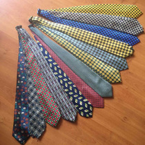 Remato Lote De Corbatas Vintage, Nuevas, Varios Modelos $27