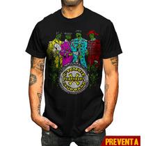 Playera King Monster Sargento Zombie Beatles En Vandalos
