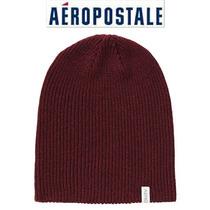 Envio Beanie Aeropostale Tinto Gorra Caps Solida Logo Nueva!