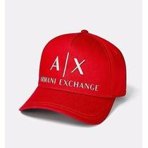 Gorra Ax Armani Exchange (sporty Logo Cap) 100% Original