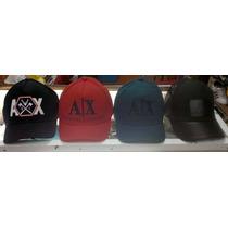 Gorras Armani Exchange 2015--100% Originales ..fashions-moda