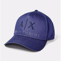 Gorra Ax Armani Exchange (sporty Logo Cap) 100% Original
