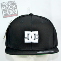 Dc Shoes Gorra Importada 100% Original 3