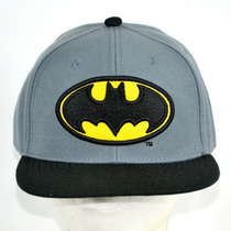 Batman Dc Comics Gorra 100% Original 2