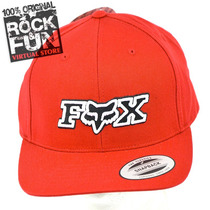 Fox Racing Gorra Snapback Importada 100% Original