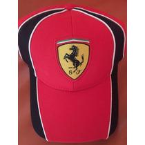 F1 Gorra Ferrari Tifossi Original