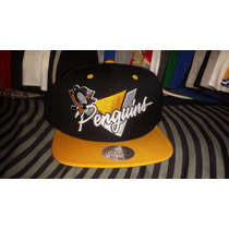 Gorra Mitchell And Ness Pittsburgh Penguins Snapback