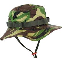Sombrero De Sol - Highlander Boonie Pesca Woodland Camo