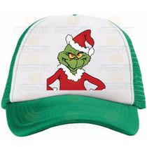 Gorra El Grinch Y Mas Navidad Orizzontedc