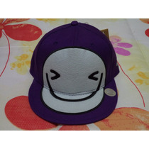 Gorra Morada D Carita Rod & Pipers Original Talla 7 1/4