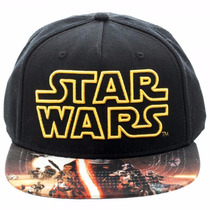 Star Wars The Force Awakens Gorra Snapback Episode 7