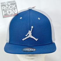 Air Jordan Gorra Flatbill 100% Original 4
