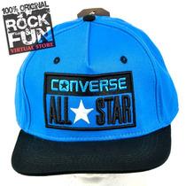 Converse Gorra Flatbill Importada 100% Original 3