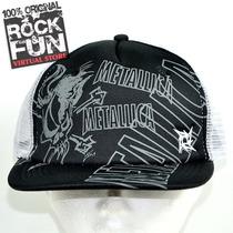 Metallica Gorra Trucker Importada 100% Original