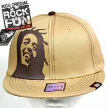 Bob Marley Gorra Importada 100% Original 6