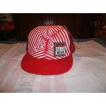 Gorra Vision Street Wear Roja De Malla. Llévatela Por $200