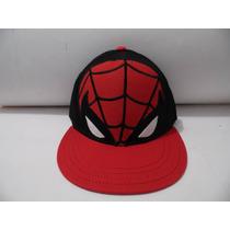 Gorras Del Hombre Araña 100% Originales Cerradas A Solo $220