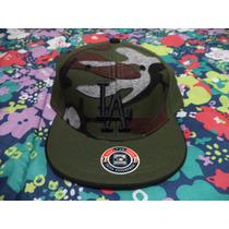 Gorra La V Militar Camuflajeada Cooperstown Original 7 1/8