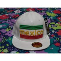 Gorra Snapback Mexico Stb 100% Original Nueva Etiquetada