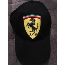 F1 Gorra Ferrari Original Bordada