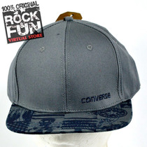 Converse Gorra Flatbill Importada 100% Original 9